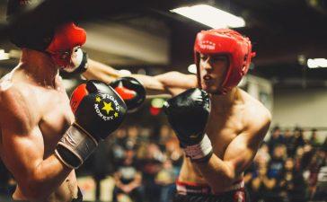 Eerste les vechtsport