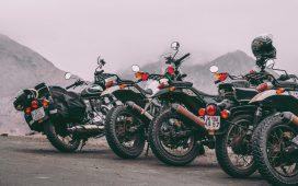 Motorrijden coronacrisis