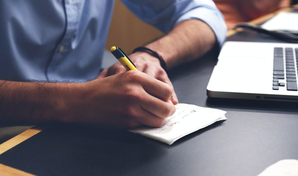 schrijven belangrijk