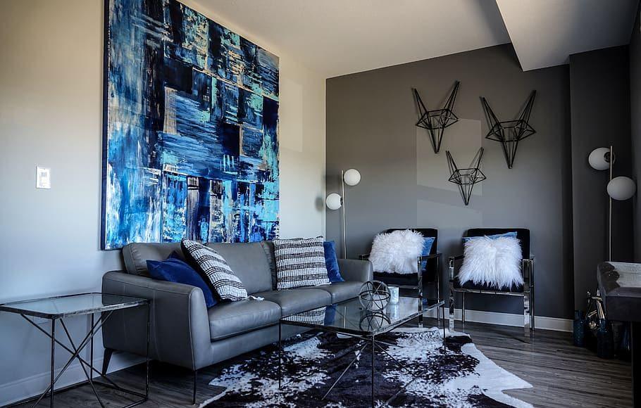 kunst op je interieur