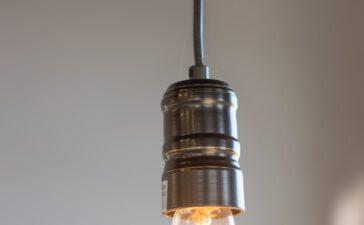 Het is niet moeilijk om een lamp te vervangen